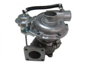 Diesel turbocharging