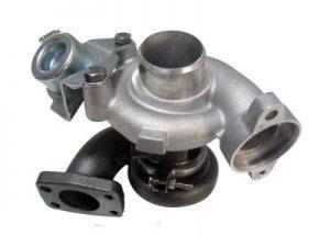 Turbocharger for car